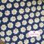 ผ้าคอตตอนไทย 100% 1/4 ม.(50x55ซม.) ลายดอกไม้ พื้นสีฟ้าเข้ม thumbnail 2