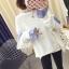 เสื้อกันหนาวแฟชั่น ดีไซน์แบบใส่ทับ 2 ตัว สวยเก๋ แบบสาวยุคใหม่ thumbnail 11