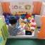 คอกกั้นเด็ก Haenim size S สีเบจ ขนาด116x116cm. thumbnail 1