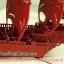 การ์ดป๊อปอัพ เรือสำเภาสีแดง thumbnail 4