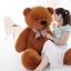 ตุ๊กตาหมียิ้ม,หมีหลับ ขนาด 140 CM. (สินค้าขายดี) thumbnail 9