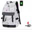 กระเป๋าเป้แฟชั่น ลายสวย มีช่องต่อ usb ที่กำลังฮิตในขณะนี้ thumbnail 7