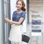 เดรสแฟชั่นเกาหลี สวยหวาน ด้วยเสื้อสียีนส์น่ารักๆ รับกับชายกระโปรงลายลูกไม้ เข้ากันได้ลงตัวสุดๆ thumbnail 4