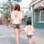 เสื้อคู่แม่ลูก - Very sweet thumbnail 2