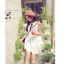 เดรสแขนกุดสไตล์หวานๆ สดใส น่ารัก แบบสาวญี่ปุ่นกันเลยทีเดียว thumbnail 19