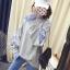 เสื้อกันหนาวแฟชั่น ดีไซน์แบบใส่ทับ 2 ตัว สวยเก๋ แบบสาวยุคใหม่ thumbnail 22