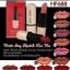 Sivanna lipstick hf688 sivanna MATTE STAY LIPSTICK KISS ME ลิปสติก ปลอกทอง thumbnail 2