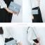 กระเป๋าหนังสีสันสดใส เย็บได้เล่นลายสวยๆ น่าใช้ น่าจับจอง thumbnail 3