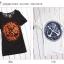 เสื้อยืดแฟชั่นใหม่ ตัดเย็บเล่นลูกเล่น ทั้งเลื่อมและลูกไม้ สีสันโดดเด่น ชวนมอง thumbnail 9