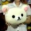 ตุ๊กตา หมอนหัว โก ริลัคคุมะ 16 นิ้ว Ko Rilakkuma thumbnail 3