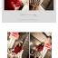 ชุดเสื้อและกระโปรง ต้อนรับหน้าร้อนด้วยสีแดงจี๊ดๆ แขน 3 ส่วน เข้ากับกระโปรงลายน่ารักๆ thumbnail 3