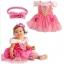 ชุดเจ้าหญิง Princess พร้อมที่คาดผม thumbnail 1