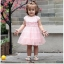 ชุดกระโปรงสาวน้อยสีชมพูอ่อน thumbnail 1