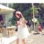 เดรสแขนกุดสไตล์หวานๆ สดใส น่ารัก แบบสาวญี่ปุ่นกันเลยทีเดียว thumbnail 17