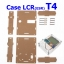 LCR-T4 Box Clear Acrylic LCR-T4 Case Shell Housing For LCR-T4 Transistor Tester ESR SCR/MOS LCR T4 thumbnail 1