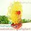 การ์ดป๊อปอัพ ชิงช้าสวรรค์ สีเหลืองแดง thumbnail 1