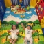 ขอบคุณรีวิวจากน้อง Zuri&Sumo นะคะ คอกกั้นเด็กแท้ สีสดใส size M thumbnail 1