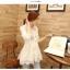 เสื้อแฟชั่นเกาหลี ผ้าชีฟองเบาสบายปักลูกไม้ลายเก๋ๆ เอาไว้ใส่กันแดดช่วงนี้ ก็เข้าดี thumbnail 8