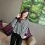 เสื้อกันหนาวแฟชั่นใหม่ ลวดลายและสีสันเรียบง่าย สบายตา ผ้านุ่มสบาย thumbnail 8