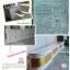 เคาน์เตอร์คลินิค สปา วินเทจหลุยส์ สีขาวตัดสีทอง thumbnail 2