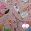 ผ้าคอตตอนลินิน 1/4ม.(50x55ซม.) พื้นสีโอรส ลายวินเทจ thumbnail 1