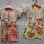 เสื้อผ้าเด็กขายส่งยกแพ็ค ชุดเดรส ชุดกระโปรง สีเหลือง แพ็ค 5 ตัว ไซด์ 7-15 thumbnail 2