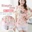 เสื้อแฟชั่นเกาหลี ลายสวยๆ เหมาะกับสาวที่ชอบลายหวานๆ ไม่ควรพลาด thumbnail 8