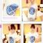 เสื้อยืดแฟชั่นใหม่ ตัดเย็บเล่นลูกเล่น ทั้งเลื่อมและลูกไม้ สีสันโดดเด่น ชวนมอง thumbnail 2