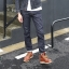 *Pre Order*กางเกงยีนส์ SAUCE ORIGIN Zipper 314XX Pants ผู้ชายญี่ปุ่น 14.5 oz. size W26-34