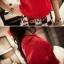 ชุดเสื้อและกระโปรง ต้อนรับหน้าร้อนด้วยสีแดงจี๊ดๆ แขน 3 ส่วน เข้ากับกระโปรงลายน่ารักๆ thumbnail 7