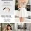ชุดเสื้อชีฟองลายดอกไม้น่ารักๆ กับกระโปรงสีขาว ดูจะเข้าคู่กันได้ลงตัว น่ารักจริงๆ thumbnail 4