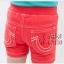 กางเกงขาสั้น MiniBear (สีแดง) thumbnail 3