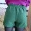 กางเกงขาสั้นแฟชั่นมาใหม่ มีให้เลือกถึง 4 สี ผ้าเนื้อหนา ใส่ไปชิลที่ไหนก็สบายๆ thumbnail 18