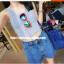 เสื้อกล้ามแฟชั่น สีสันสุด cool ผ้านิ่มใส่สบาย ระบายอากาศได้ดี จะใส่เที่ยวหรือเป็นตัวในก็เหมาะสุดๆ กับช่วงนี้ thumbnail 14