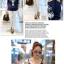 เสื้อแฟชั่นเกาหลี ทรงแขนยาว เปิดหัวไหล่ ให้สาวๆ ได้โชว์ผิวขาวอวดทุกสายตา thumbnail 4