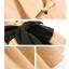 เดรสสั้นเกาหลี สวยมีดีไซน์ มาพร้อมกับลูกเล่นใหม่ 2 ฟังค์ชั่น ที่เปลี่ยนโบว์ที่คอเสื้อเป็นเข็มขัด thumbnail 2
