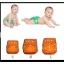 กางเกงผ้าอ้อมกันน้ำ KACAKID แบบฟรีไซส์ มีหลากหลายสีให้เลือก (พร้อมแผ่นรองซับขนาดใหญ่ซึ่งสามารถถอดเปลี่ยนได้ง่ายค่ะ thumbnail 3