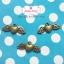 ตัวห้อยซิปทองเหลือง หัวใจมีปีก ขนาด ก 2.5 x ส 1 ซม. thumbnail 1