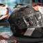 MT Helmets KRE : Snake Carbon thumbnail 2