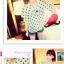 เสื้อแฟชั่นเกาหลี จาก Temperament สวมใส่สบาย พริ้วไหวด้วยผ้าคุณภาพชีฟอง มี 2 สีให้เลือก thumbnail 7