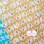 ผ้าคอตตอนไทย 100% 1/4ม.(50x55ซม.) พื้นสีเหลือง ลายช้าง thumbnail 1
