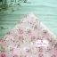 ผ้าคอตตอนไทย 100% 1/4 ม.(50x55ซม.) พื้นสีชมพู ลายดอกกุหลาบวินเทจ thumbnail 1
