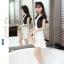 เสื้อคลุมแฟชั่น บางเบาแบบผ้าชีฟอง สีดำและสีขาว ใส่คู่กับตัวไหนก็สวย thumbnail 20
