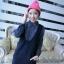 เดรสสั้นเกาหลีใหม่ ต้อนรับหน้าหนาวด้วยเดรสแขนยาวที่มาพร้อมกับเสื้อกั๊กกระโปรง thumbnail 10