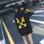 เสื้อกันหนาวเกาหลี สวยเท่ห์ ลายโดดเด่น ผ้านุ่ม อุ่นสบาย thumbnail 11