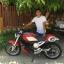 (ขายแล้ว) GPX Gentleman 200cc. ไมล์ 900 km. thumbnail 1