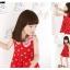 ชุดกระโปรงสาวน้อยสีแดง thumbnail 1