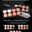 Sivanna Pro HD Blusher&Highlighter &Contour Palette HF367 ไฮไลท์ คอนทัวร์ thumbnail 1