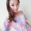 เดรสสั้นเกาหลี สีสันสวยงาม ใส่สบายด้วยเนื้อผ้าแบบลูกไม้ สีสันสวยสะดุดตา thumbnail 1