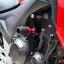 กันล้มข้าง CBR500R CB500F CB500X แบรนด์ Moth Racing thumbnail 1